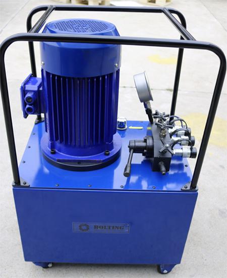 数显电动液压泵